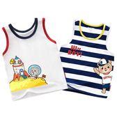 【新年鉅惠】男童背心 薄款夏季男孩小童小孩吊帶 2件裝