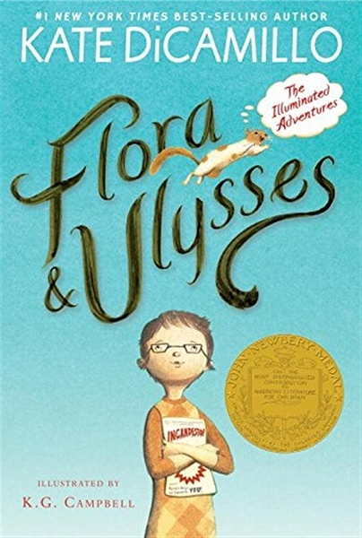 Flora & Ulysses: The Illuminated Adventures (2014