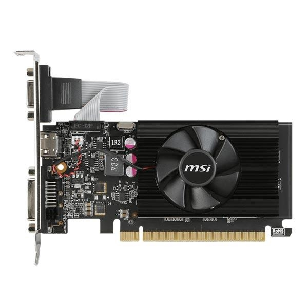 微星 MSI GT710 2GD3 LP PCI-E 顯示卡
