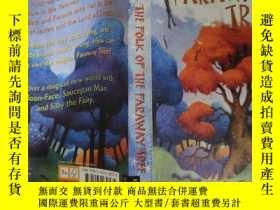 二手書博民逛書店the罕見folk of the faraway tree 遙遠的樹上的人們Y200392