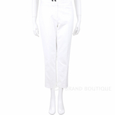 Michael Kors 挺版白色修身九分西裝褲 1830092-20