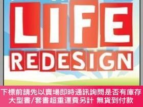 二手書博民逛書店預訂The罕見Great Life Redesign: Change How You Work, Live How