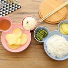 【BlueCat】環保小麥粒米奇大耳朵餐盤 盤子