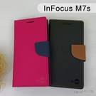 【My Style】撞色皮套 InFocus M7s (5.7吋)