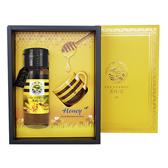【養蜂人家】甜蜜午茶禮盒-(皇家金鐉蜂蜜425g*1瓶),單盒88折
