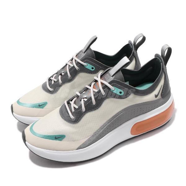 Nike 休閒鞋 Wmns Air Max Dia SE 灰 橘 女鞋 運動鞋 【PUMP306】 BV6479-002