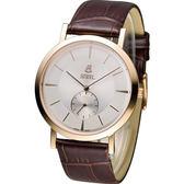 E.BOREL 依波路典雅系列 時尚紳士錶 GGR850N-23591BR