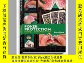 二手書博民逛書店Poker罕見Protection - Cheating And The World Of PokerY256
