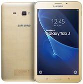 三星 TabJ 7吋 / Samsung Galaxy Tab J 7.0 T285 4G LTE 雙卡雙待平板 / 贈16G記憶卡 / 一次刷清【金】
