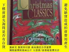二手書博民逛書店A罕見TREASURY OF Christmas CLASSIC