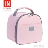 飯盒袋子保溫便當手提包餐小號包裝兒童上班韓國清新女的可愛日式『小淇嚴選』