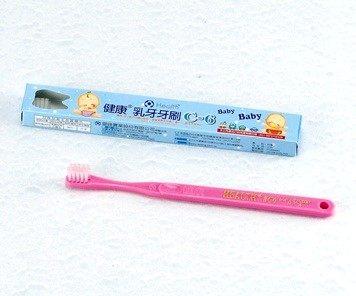 【2002149】雷峰牙刷C6乳牙(12支/打)牙刷(剛長牙至學齡前嬰幼兒適用)