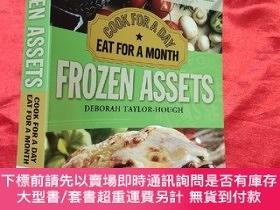 二手書博民逛書店Frozen罕見Assets: Cook for a Day, Eat for a Month (小16開 ) 【
