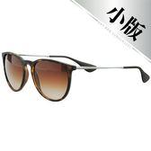 台灣原廠公司貨-【Ray-Ban雷朋】4171F-865/13-54 亞洲加高鼻墊款太陽眼鏡(#琥珀框-棕色鏡面)