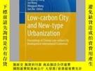 二手書博民逛書店Low-carbon罕見City and New-type UrbanizationY405706 Songl