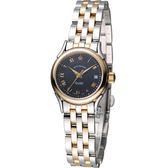 梭曼 Revue Thommen 華爾街系列時尚女用機械錶 20501.2157