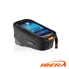 IBERA 手機上管袋M IB-TB8 / 城市綠洲 (單車、自行車、三鐵、腳踏車)