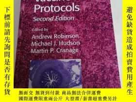 二手書博民逛書店Vaccine罕見Protocols Second Edition(疫苗方案 第二版)Y258294 Andr