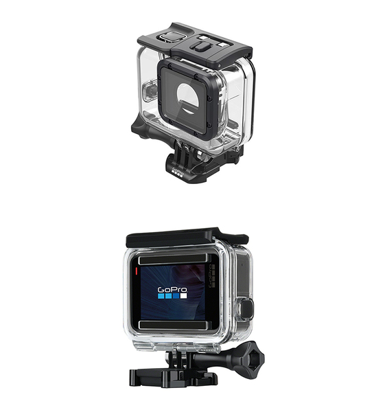 GoPro-HERO 5/6/7 Black專用超強防護層+潛水保護殼(AADIV-001)