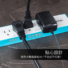 【KINYO】1開4插延長線9尺+雙USB (WLU-3149)