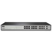 [富廉網]【netis】ST3324GF 24埠 Giga乙太網路 網管型交換器