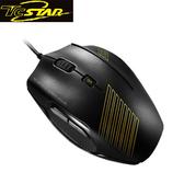T.C.STAR 連鈺 TCN188 6鍵4段變速電競光學滑鼠
