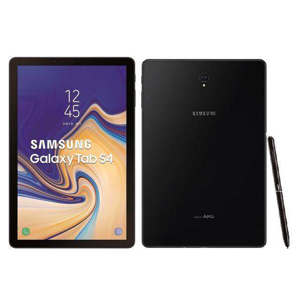 【下殺↘95折 贈記憶卡+保貼】SAMSUNG Galaxy Tab S4 Wifi (T830) 黑