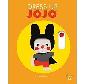 【小兔JoJo變裝秀】 DRESS UP JOJO /硬頁操作書