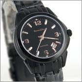 【萬年鐘錶】 Roven Dino 羅梵迪諾 楊丞琳代言 全黑金女錶 RD632B