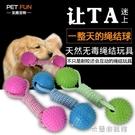 寵物玩具 寵物狗狗玩具幼犬磨牙玩具繩結玩具柯基金毛小大型犬耐咬玩具用品 快速出貨YYJ