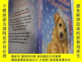 二手書博民逛書店all罕見alone at Christmas 一個人在聖誕節..,Y200392