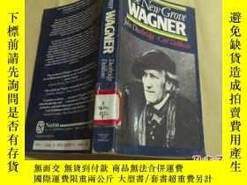 二手書博民逛書店THE罕見NEW GROVE WAGNER(英文原版)Y1192