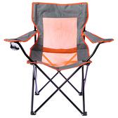 泰浦樂 折疊網布休閒椅 型號CH710001 Toppuror