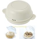 asdfkitty*SKATER白色包子微波專用盒-燒賣.蒸餃.饅頭都好用-也可直接放冰箱保鮮-日本製