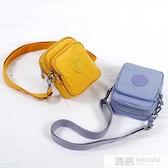 手機包女斜挎迷你小包包零錢包放鑰匙手機袋2021新款夏天帆布小包 母親節特惠