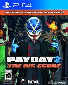 PS4 劫薪日 2:大得分(美版代購)