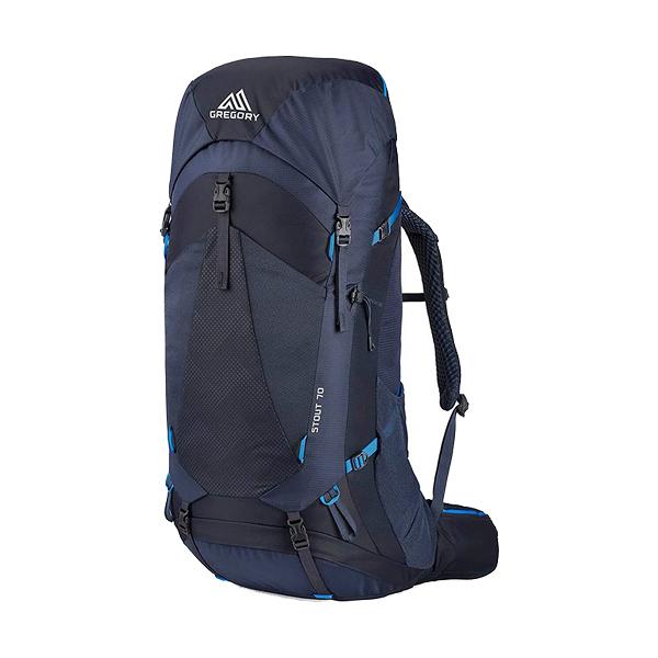 [GREGORY] STOUT 70L 專業登山背包 幻影藍 (GG126874-8320)
