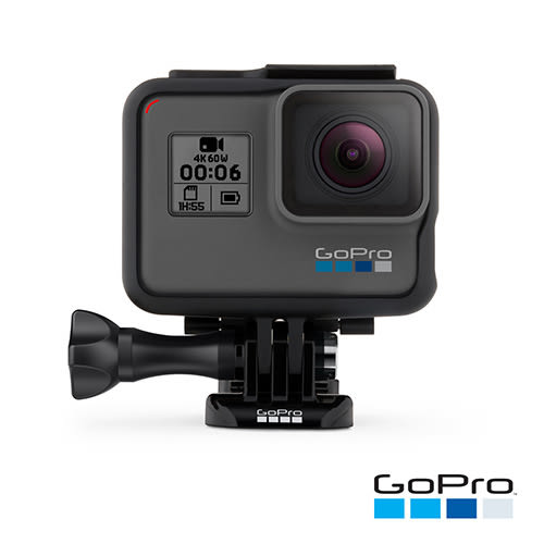 GoPro-HERO6 Black運動攝影機(CHDHX-601)