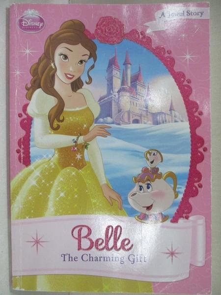 【書寶二手書T1/原文小說_HM3】Belle: The Charming Gift_O'Ryan, Ellie/ Melaranci, Elisabetta (ILT)/ Liu, Chun