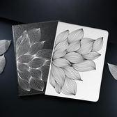 iPad保護套蘋果9.7英寸平板電腦全包新版a1822黑白ipad殼 智能生活館
