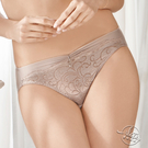 LADY 維納斯系列 蕾絲中腰三角內褲(純淨膚)