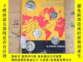 二手書博民逛書店getting罕見started in coin collect