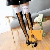 小腿襪 雞爪襪健身女搞怪雞腳襪子鴕鳥襪子男雞腿襪顯瘦【慢客生活】