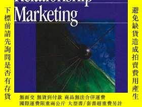 二手書博民逛書店Handbook罕見Of Relationship MarketingY256260 Sheth, Jagdi