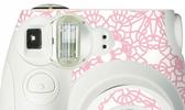 FUJIFILM instax mini 7s 拍立得專用 機身貼紙 裝飾貼紙 蕾絲花邊