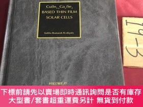 二手書博民逛書店based罕見thin film solar cellsY237539 Subba Academic 出版2