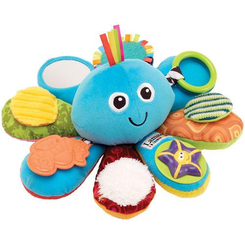 Lamaze拉梅茲嬰幼兒玩具 我的藍色八爪章魚_LC47172