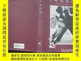 二手書博民逛書店TANGO罕見《探戈 》 稀見英文原版插圖本Y85718 ISA