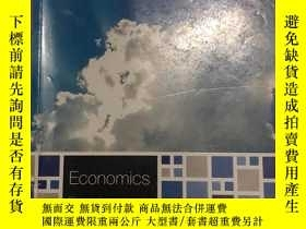 二手書博民逛書店Economics罕見Principles Problems a