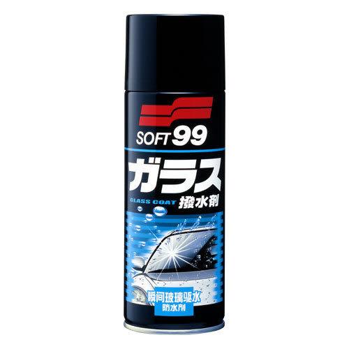 SOFT99 瞬間玻璃驅水、防水劑